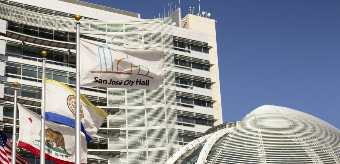 San Jose activists push back against metal detectors in City Hall